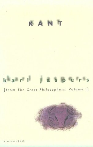 Great Philosophers, Vol. 1 (Pt. 3)   1966 9780156466851 Front Cover