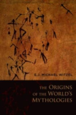 Origins of the World's Mythologies   2011 edition cover