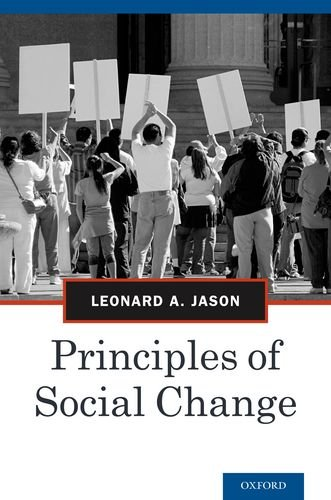Principles of Social Change   2013 edition cover