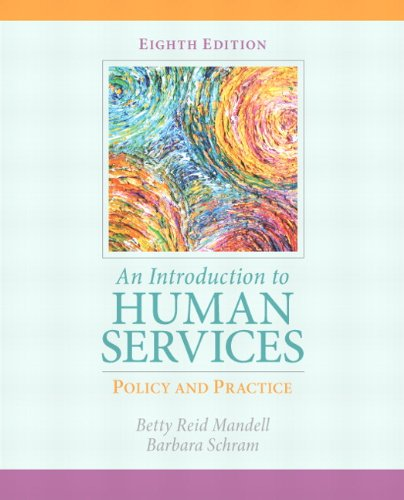 Introduction to Human Services An Policy and Practice 8th 2012 (Revised) edition cover
