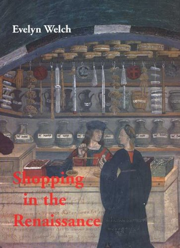 Shopping in the Renaissance   2009 edition cover