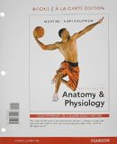 Essentials of Anatomy and Physiology with MasteringA&P, Books a la Carte Plus MasteringA&P with EText -- Access Card Package  6th 2013 edition cover