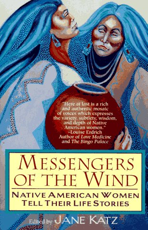 Messengers of the Wind  N/A edition cover