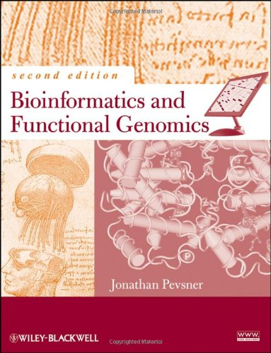 Bioinformatics and Functional Genomics  2nd 2009 edition cover