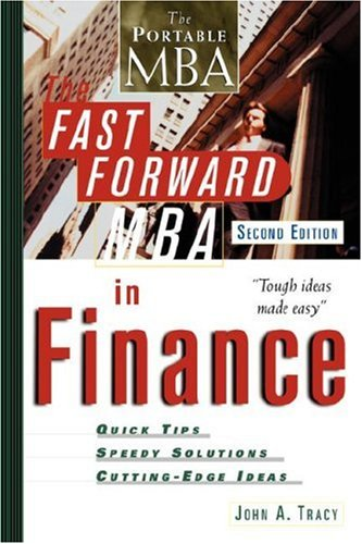 Fast Forward MBA in Finance  2nd 2002 (Revised) 9780471202851 Front Cover