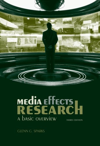 Media Effects Research A Basic Overview 3rd 2010 edition cover