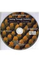 Seeing Through Statistics  3rd 2005 9780534394851 Front Cover