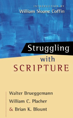 Struggling with Scripture   2001 edition cover