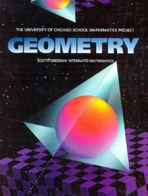 University of Chicago School Mathamatics Project Geometry, 1997 Student Manual, Study Guide, etc.  edition cover