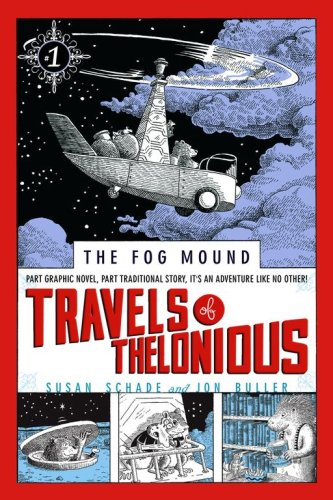 Travels of Thelonious   2007 edition cover