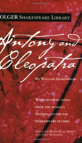 Antony and Cleopatra   2005 edition cover