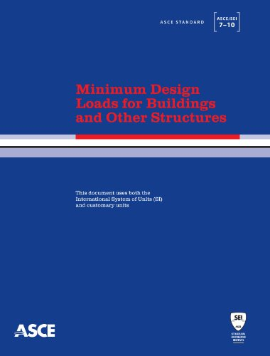 Minimum Design Loads for Buildings and Other Structures Asce/sei 7-10  2010 edition cover