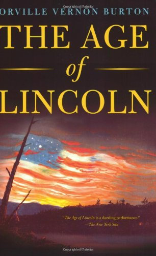 Age of Lincoln   2008 edition cover