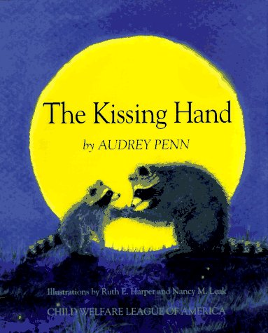 Kissing Hand   1993 edition cover