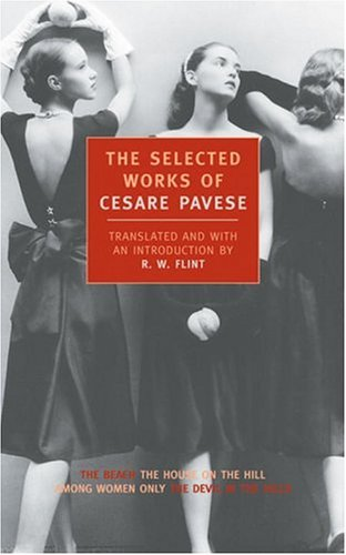 Selected Works of Cesare Pavese   2001 edition cover