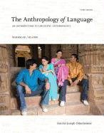 Anthropology of Language An Introduction to Linguistic Anthropolgy 3rd 2013 edition cover