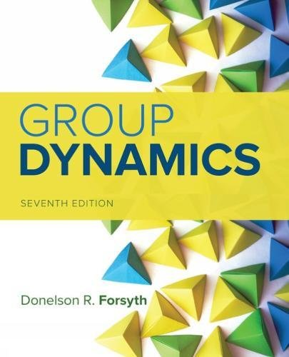 Group Dynamics:   2018 9781337408851 Front Cover