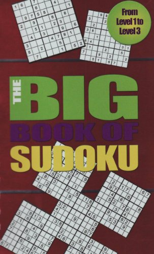 Big Book of Sudoku   2010 9781405482851 Front Cover