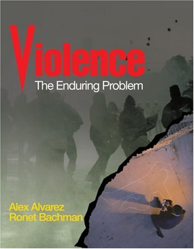 Violence The Enduring Problem  2008 edition cover