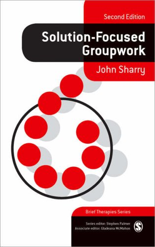 Solution-Focused Groupwork  2nd 2008 edition cover