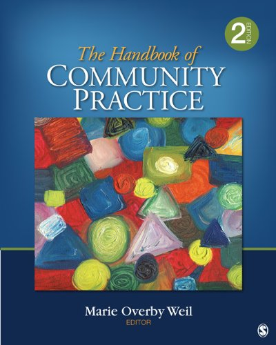 Handbook of Community Practice  2nd 2012 edition cover