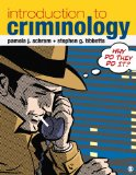Introduction to Criminology Why Do They Do It?  2014 9781412990851 Front Cover