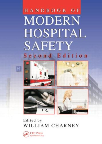Handbook of Modern Hospital Safety  2nd 2009 (Revised) edition cover