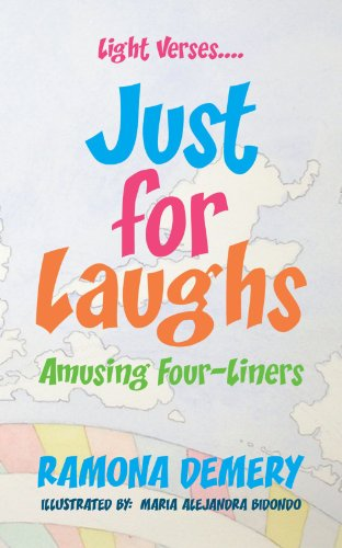 Light Verses Just for Laughs: Amusing Four-liners  2012 edition cover