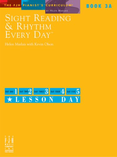 SIGHT READING+RHYTHM EVERYDAY N/A edition cover