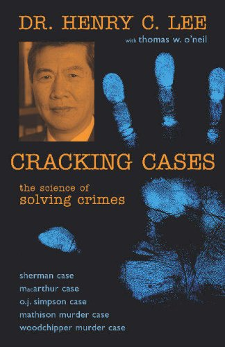 Cracking Cases The Science of Solving Crimes  2002 edition cover