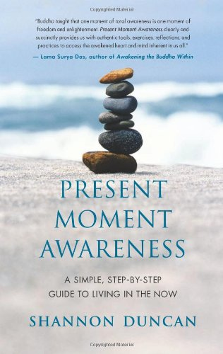 Present Moment Awareness A Simple, Step-by-Step Guide to Living in the Now  2003 edition cover