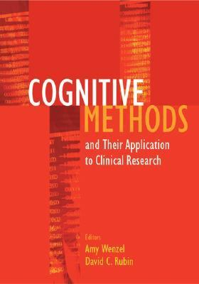 Cognitive Methods and Their Application to Clinical Research   2004 edition cover