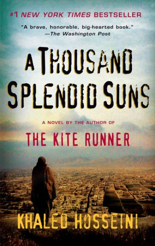 Thousand Splendid Suns   2008 9781594483851 Front Cover