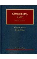 Commercial Law  8th 2011 (Revised) edition cover