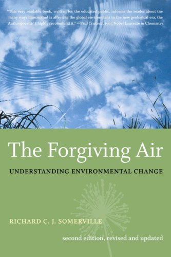 Forgiving Air Understanding Environmental Change 2nd 2008 edition cover
