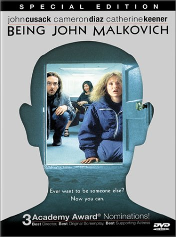 Being John Malkovich System.Collections.Generic.List`1[System.String] artwork