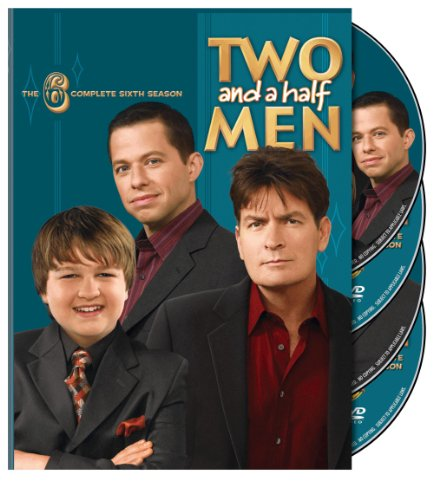 Two and a Half Men: The Complete Sixth Season System.Collections.Generic.List`1[System.String] artwork