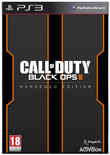 Call of Duty: Black Ops II - Hardened Edition (PS3) PlayStation 3 artwork