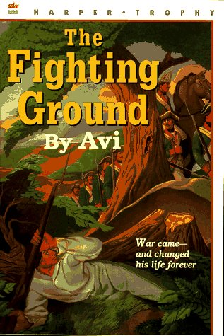 Fighting Ground  25th edition cover