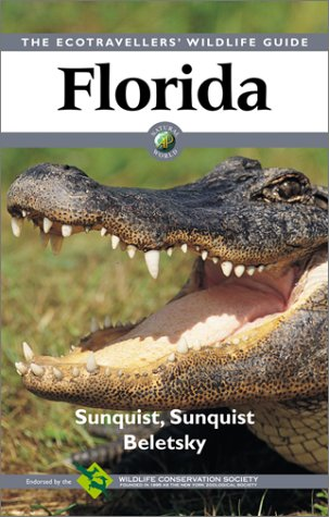 Florida The Ecotravellers Wildlife Guide  2002 edition cover