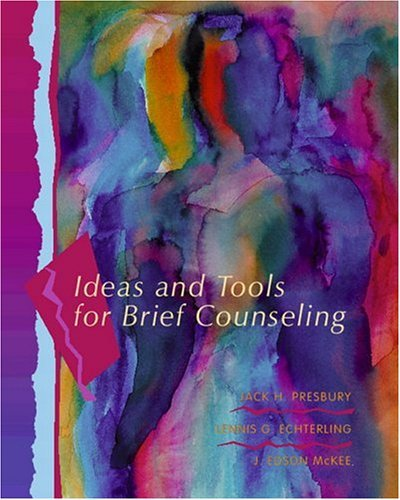 Ideas and Tools for Brief Counseling   2002 edition cover