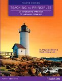 Teaching by Principles: An Interactive Approach to Language Pedagogy  2015 edition cover