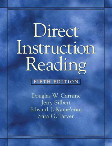 Direct Instruction Reading  5th 2010 edition cover