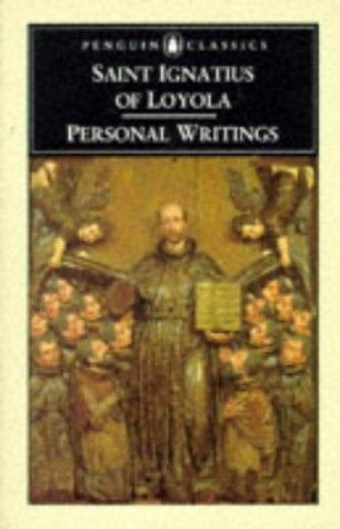 Personal Writings   1996 edition cover