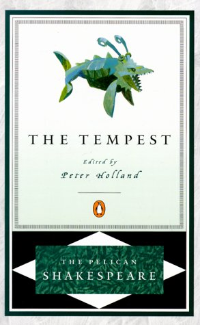 Tempest   1999 (Revised) 9780140714852 Front Cover