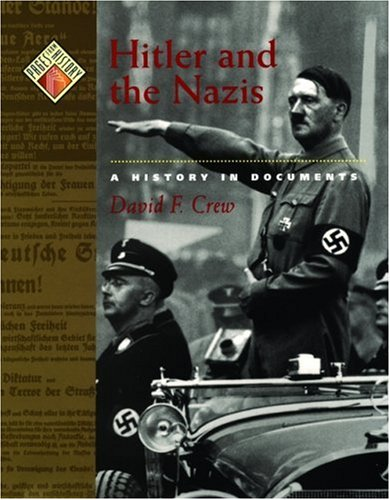 Hitler and the Nazis A History in Documents  2005 edition cover