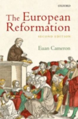 European Reformation  2nd 2012 edition cover