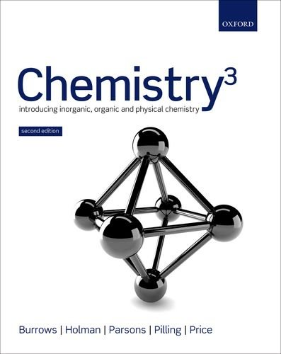 Chemistry� Introducing Inorganic, Organic and Physical Chemistry 2nd 2013 edition cover