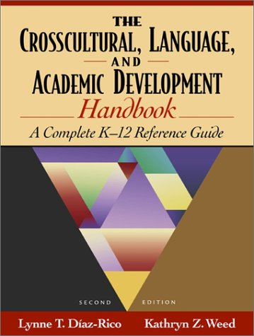 Crosscultural, Language, and Academic Development Handbook A Complete K-12 Reference Guide 2nd 2002 (Revised) edition cover