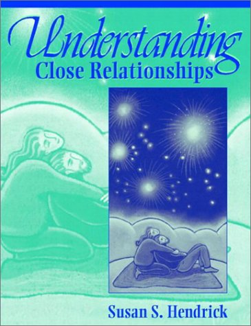 Understanding Close Relationships   2004 edition cover